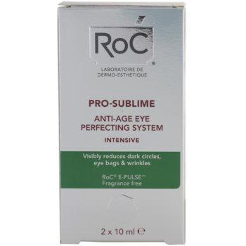 RoC Pro-Sublime tratamento intensivo contra olheiras e inchaços 3