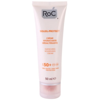 RoC Soleil Protect protectie solara hidratanta SPF 50+  50 ml