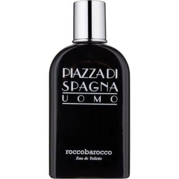 poze cu Roccobarocco Piazza di Spagna Uomo eau de toilette pentru barbati 75 ml