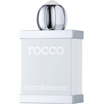 poze cu Roccobarocco Rocco White For Men Eau de Toilette pentru barbati 50 ml