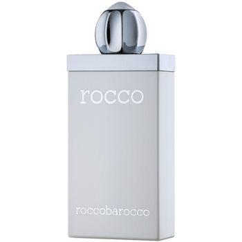 poze cu Roccobarocco Rocco White For Men gel de dus pentru barbati 250 ml