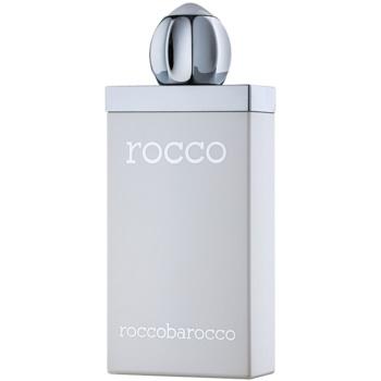 Roccobarocco Rocco White For Men gel de dus pentru barbati 250 ml