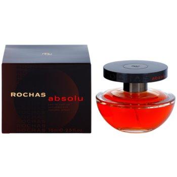Rochas Absolu Eau De Parfum pentru femei