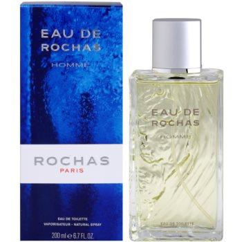 Fotografie Rochas Eau de Rochas Homme toaletní voda pro muže 200 ml