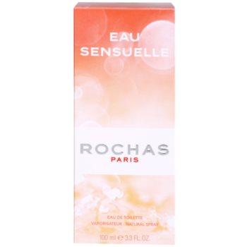 Rochas Eau Sensuelle Eau de Toilette pentru femei  fara pulverizator 4