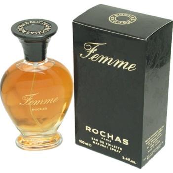 Fotografie Rochas Femme toaletní voda pro ženy 100 ml