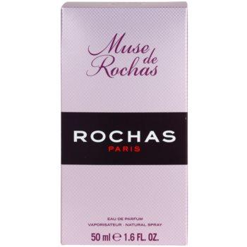 Rochas Muse de Rochas Eau de Parfum für Damen 4