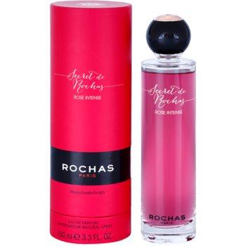 Rochas Secret De Rochas Rose Intense Eau De Parfum pentru femei 100 ml