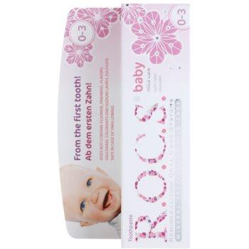 R.O.C.S. Baby Lime-Blossom zobna pasta za otroke 2