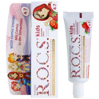 R.O.C.S. Kids Summer Swirl zobna pasta za otroke 1