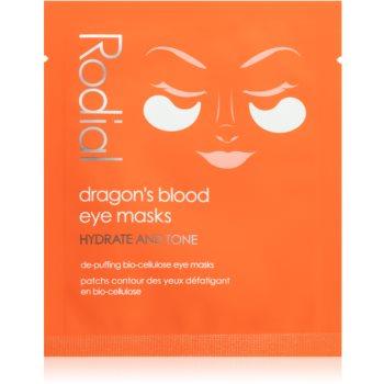 Rodial Dragon's Blood Maske für die Augenpartien gegen Augenringe 1 St.