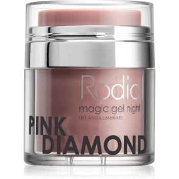 Rodial Pink Diamond gel facial pentru noapte