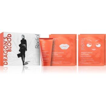 Rodial Dragon's Blood Moisture Boost Set set de cosmetice pentru piele hidratată poza noua