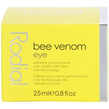 Rodial Bee Venom crema de ochi cu venin de albine 4