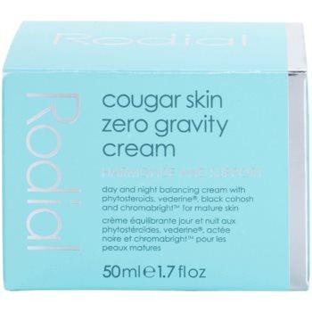 Rodial Cougar Skin Zero Gravity крем для зрілої шкіри 4