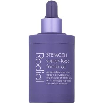 Rodial Stemcell ulei pentru iluminarea tenului pentru piele deshidratata