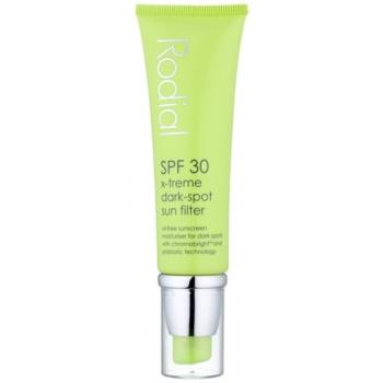 Rodial Super Acids crema protectiva impotriva petelor pigmentare SPF 30