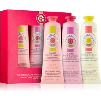 Roger & Gallet Hand Cream Trio set cosmetice III.