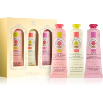 Roger & Gallet Hand Cream Trio set cosmetice II.
