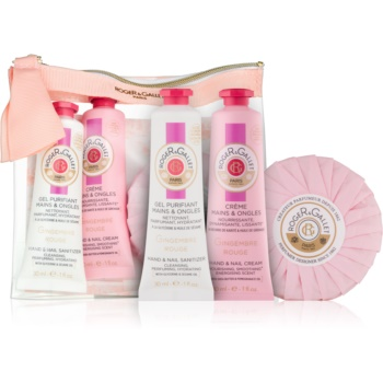 Roger & Gallet Gingembre Rouge set cosmetice I.