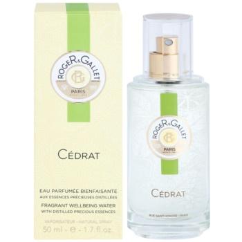 Roger & Gallet Cédrat eau fraiche pentru femei 50 ml