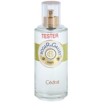 Roger & Gallet Cédrat osvěžující voda tester pro ženy 1