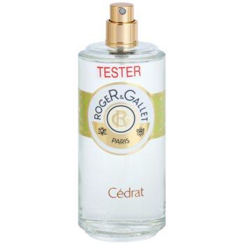 Roger & Gallet Cédrat osvěžující voda tester pro ženy