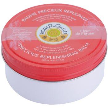 Roger & Gallet Fleur de Figuier Balsam corporal pentru restabilirea densității pielii