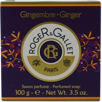 Roger & Gallet Gingembre твърд сапун в кутия 3