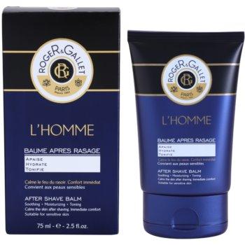 Roger & Gallet Homme balsam aftershave pentru barbati 2