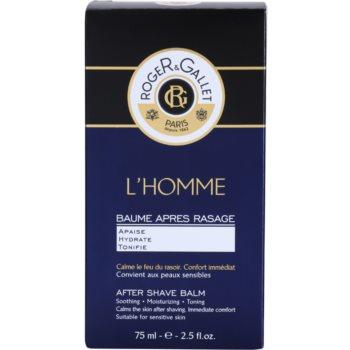 Roger & Gallet Homme balsam aftershave pentru barbati 3