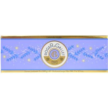 Roger & Gallet Lavande Royale zestaw kosmetyków I. 1