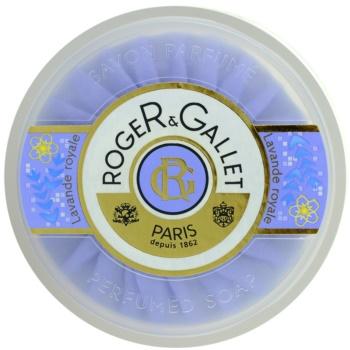 Fotografie Roger & Gallet Lavande Royale mýdlo 100 g