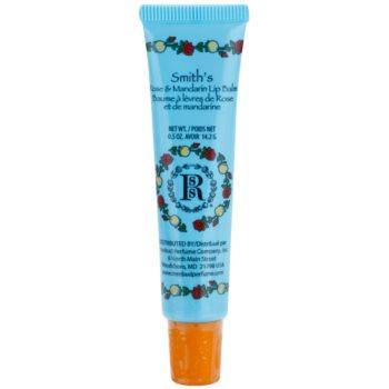 Rosebud Perfume Co. Smith`s Rose & Mandarin бальзам для губ в тюбику