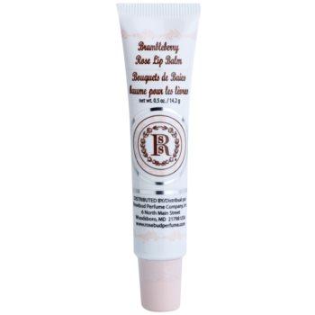 Rosebud Perfume Co. Smith´s Brambleberry Rose balsam de buze in tub
