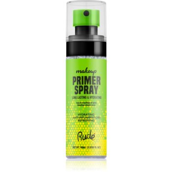 Rude Primer Spray Primer Make-up Grundierung im Spray 60 ml