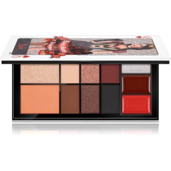 Rude Cosmetics Face Card Palette paleta pentru intreaga fata