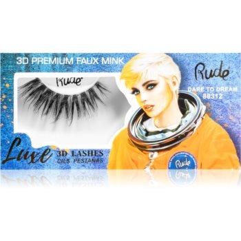 Rude Cosmetics Luxe 3D Lashes Pentru fixarea genelor