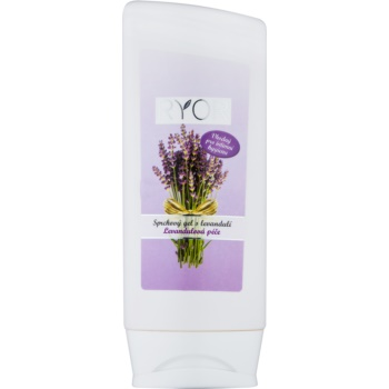 RYOR Lavender Care gel de dus