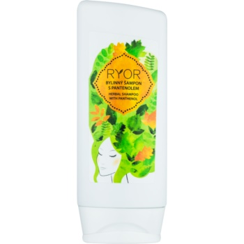 RYOR Hair Care sampon pe baza de plante cu pantenol