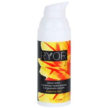 RYOR Argan Oil dnevna krema s hialuronsko kislino 1