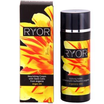 RYOR Argan Oil hranilna krema z izvornimi celicami argana 1