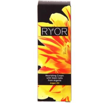 RYOR Argan Oil hranilna krema z izvornimi celicami argana 3