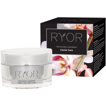 RYOR Caviar Care crema de noapte pentru fata