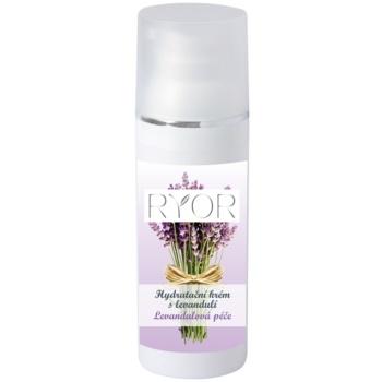 RYOR Lavender Care crema hidratanta