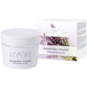 RYOR Lavender Care crema de fata hranitoare