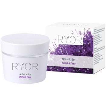 RYOR Marine Algae Care crema de noapte  50 ml