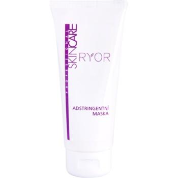 Fotografie RYOR Skin Care adstringentní maska pro mastnou a problematickou pleť 100 ml
