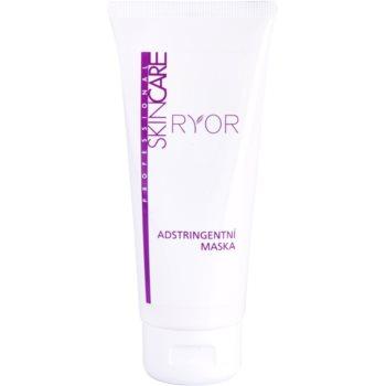 RYOR Skin Care masca astringenta pentru ten gras si problematic