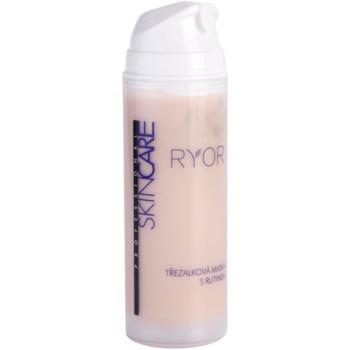 RYOR Skin Care maseczka z dziurawcem i rutyną na rozszerzone i popękane naczynka 1